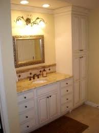 Bathroom Vanities And Linen Cabinet Sets 161 Best Home Bath Cabinetry Images On Pinterest Bathroom