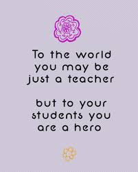 inspirational quotes for great teachers