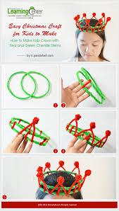 easy christmas craft for kids to make u2013 how to make kids crown
