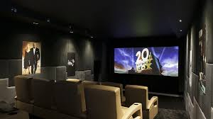 auro 3d home theater system james bond themed bespoke home cinema in cheshire installation