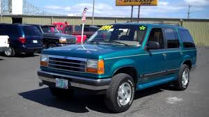 Ford Explorer 1994 - 1993 ford explorer 4x4 sold youtube