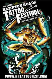 hampton roads tattoo arts festival world tattoo events