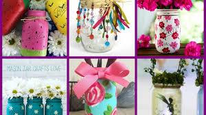 summer jar crafts summer jar decorating ideas