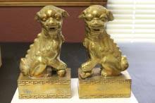 fu dog statues foo dog statues for sale at online auction modern