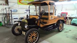 Antique Ford Truck Models - 1915 ford model t pickup classic restorations of southern indiana