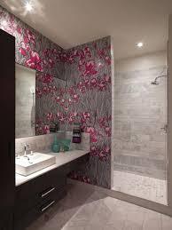 designer bathroom wallpaper bathroom wallpaper ideas thecoursecourse co