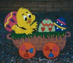 Cheap Easter Yard Decorations by Easter Bunny Easter Yard Decoration I Made From Plywood Easter