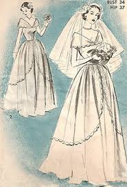vintage wedding dress patterns wedding dress pattern vintage pattern wedding