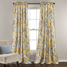 aprile room darkening window curtain set lush décor www