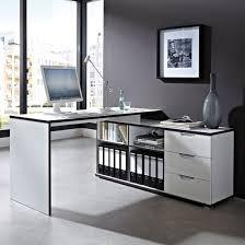 home office corner workstation desk arctic home office corner computer desk in white 25432