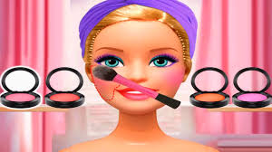 barbie games the secret life of dolls barbie makeup and dress up games by new