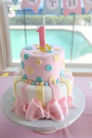 cake for the 25 best baby girl birthday cake ideas on baby