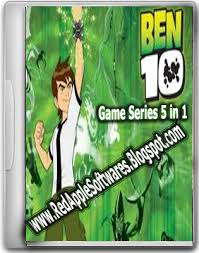 free download ben 10 game series 5 1 red apple