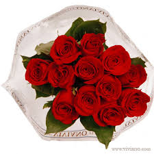 one dozen roses one dozen roses wrapped choice of color flowers plants gift
