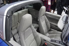 Porsche 911 Back Seat - vwvortex com 2014 porsche targa pics leaked
