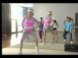 classic australian comedy tv show something stupid aerobics