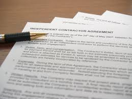Terms And Conditions For Interior Design Services Hiring And Paying An Independent Contractor