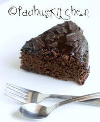eggless whole wheat finger millet chocolate cake ragi chocolate