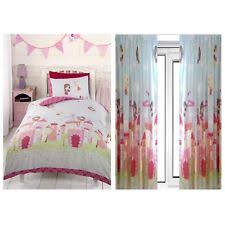 Single Duvet Covers And Matching Curtains Fairy Single Duvet Cover Ebay