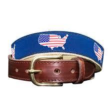 preppy ribbon belts belts state pride