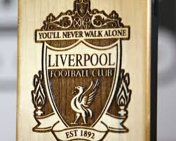 Engraved Football Gifts Liverpool Fc Phone Case Laser Engraved Wooden Phone Case