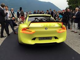 bmw concept csl bmw 3 0 csl hommage concept this is it