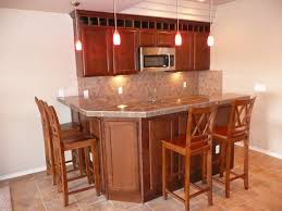 How Much Do Custom Kitchen Cabinets Cost Basement Finishing Ideas How Much Does A Wet Bar Cost