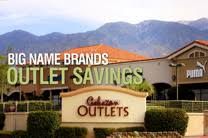 palm springs outlet mall shopping cabazon outlets palm springs