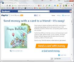 how to send money to friends through facebook cnet