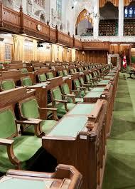 chambre des communes le parlement canadien la chambre des communes photo stock image