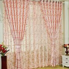 Pale Pink Curtains Decor Extraordinary Light Pink Curtains Simple Home Decor Arrangement