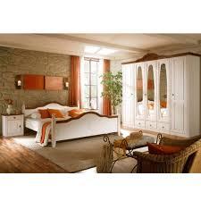 schlafzimmerset seefeld in weiß im landhausstil wohnen de