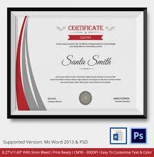 squash certificate 5 word psd format download free u0026 premium