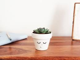 Indoor Home Decor Planter Succulent Mini Planter Hygge Decor Cactus Pot