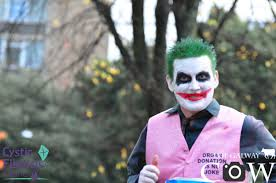 dublin city halloween events the halloween rising of the cow at the dublin city marathon 2016