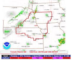 St Joseph River Map Mike Smith Enterprises Blog Third Tornado Watch Mid Missouri