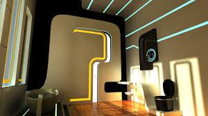 sensational futuristic bathroom futuristic design