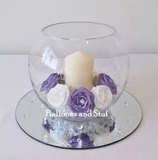 fish bowl centerpieces fish bowl wedding decorations