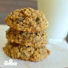 pumpkin oatmeal chocolate chip cookies little dairy on the prairie