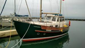 cabin fisher 1975 fisher 30 ketch aft cabin wyandotte detroit michigan