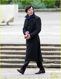 Jessica Cumberbatch Anderson Benedict Cumberbatch U0026 Martin Freeman Film U0027sherlock U0027 Season 3