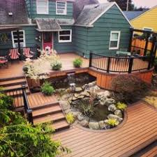 Small Backyard Deck Ideas by Deck Plans Designs U0026 Ideas Outdoor Living Ideas Timbertech