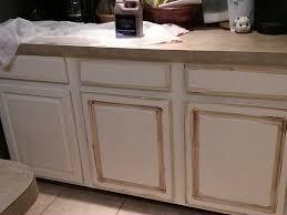 Painted Glazed Kitchen Cabinets Annie Sloan Kitchen Cabinets Painted Decorative Furniture