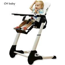 siege bebe pour manger ch bébé 4 en 1 en cuir siège bébé à manger chaise haute fold bébé