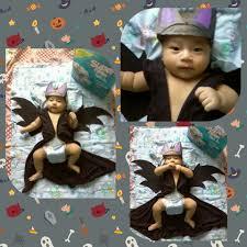 Baby Bat Halloween Costumes Rhys Gavriil Malipol Reonal Gerlie Malipol 2mos Boy Hi Everyone