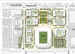 Movie Theater Floor Plan St Paul Soccer Stadium Plan Has Theater Hotel Parks