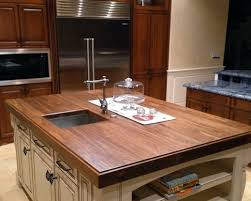 butcher block top kitchen island cabinet butcher block kitchen islands ideas stunning butcher