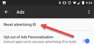 ad tracking android how to opt out of ad tracking from the largest ad networks
