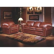 Leather Tufted Chair Furniture Brown Leather Tufted Chair By Wayfair Living Room Sets