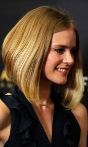 long inverted bob hairstyle with bangs photos 50 most popular bob shaped hairstyles
